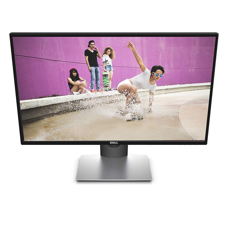 """Dell™ - LED-Monitor """"SE2717H"""" (27"""" Full-HD IPS,75Hz,FreeSync,HDMI,6ms,A+) ab €138,42 [@Dell.de]"""
