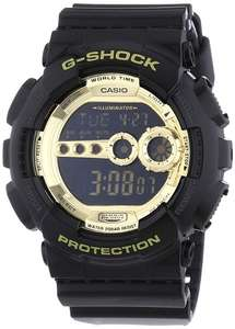 [Amazon.it] Casio G-Shock Herren-Armbanduhr GD-100GB-1ER