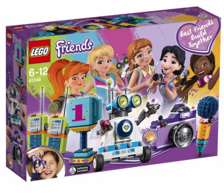 Lego Friends 41346 Freundschafts Box bei Filialabholung [Spiele Max]