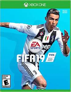 FIFA 19 (Xbox One Digital Code) für 26,54€ (Amazon US)