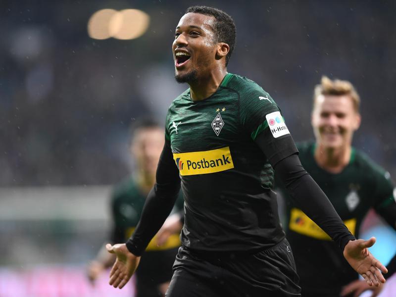Borussia Mönchengladbach Auswärtstrikot von Puma Saison 18/19 in Gr. S - XXXXL