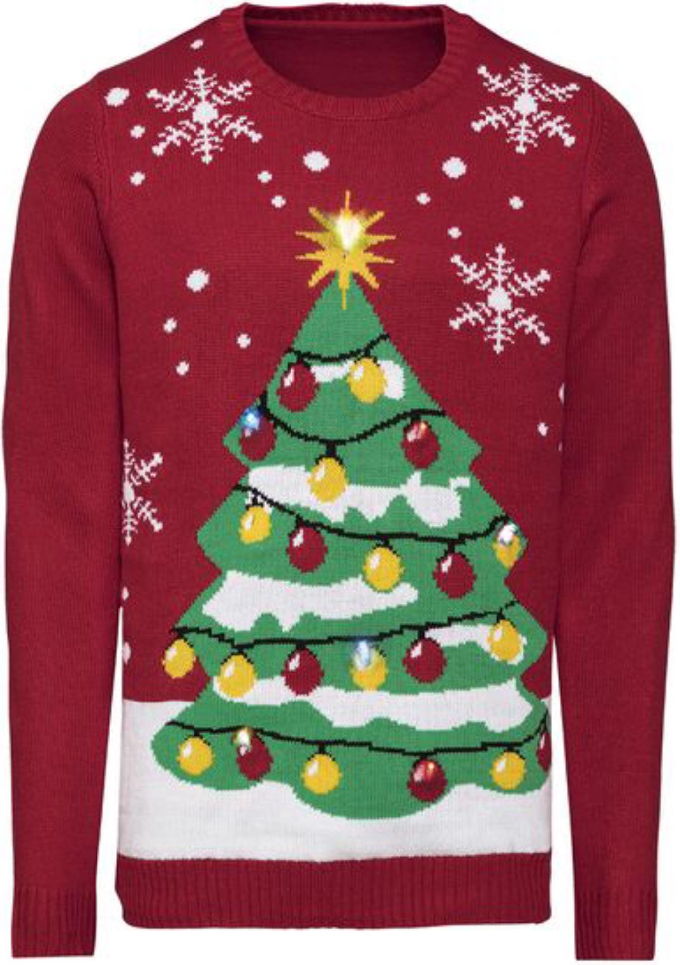 [Lidl] Blinkende Weihnachtspullover für nur € 9,99 ab Montag, 19.11.