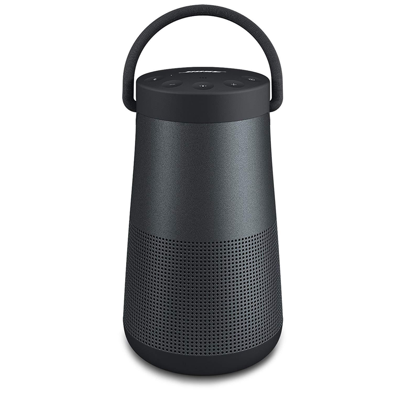 Bose SoundLink Revolve Plus + - Bluetooth Lautsprecher schwarz