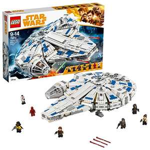 Amazon.FR LEGO Star Wars - Kessel Run Millennium Falcon (75212)