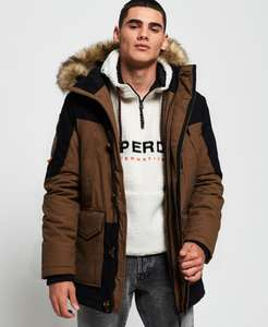 Superdry Everest Parka Wax Edition