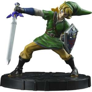The Legend of Zelda Statue (Link oder Scervo) bei zavvi