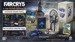 Far Cry 5 - The Father Edition (Xbox One) für 51,59€ & (PS4) für 57,35€ (Amazon UK)