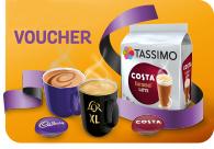 Tassimo 11 Pakungen für 18,39€ (1,67€ pro Packung T-DISCS) Black Friday Sale 30% Rabatt auf alle Getränke + 20€ Gutschein / Bosch Tassimo