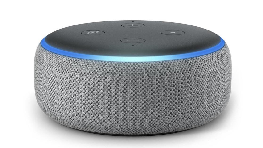 Amazon Echo Dot 3. Gen Gravis