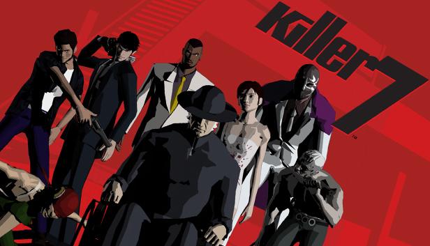 killer7 remaster PC Release auf Steam