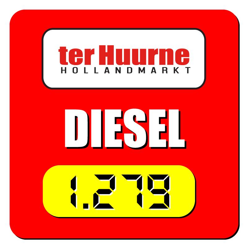 [Grenzgänger NL, terhuurne, nur bis 26.11.] Dieselkraftstoff für 1,279€ / Liter