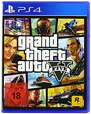 Grand Theft Auto 5 (GTA 5)(PS4)
