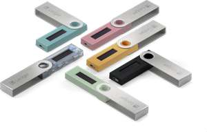 Color Ledger Nano S Hardware Wallet ab 69,99 Euro