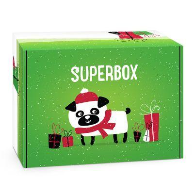 Zooplus Winter super Box für Hunde