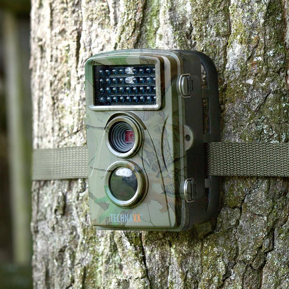Technaxx Überwachungskamera Nature Cam TX-69 für 60,94€ [Norma24]