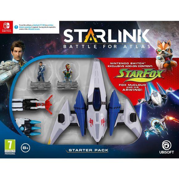 Starlink: Battle for AtlasStarter Pack (Switch)