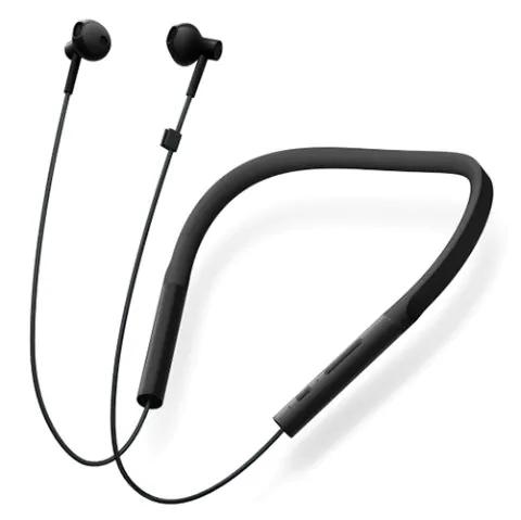Xiaomi Ohrhörer mit Nackenbügel (Bluetooth 4.1, Akku für ~7h, Schwarz oder Orange)