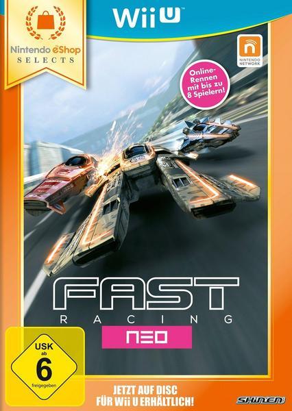 Fast Racing Neo für WII U portofrei nur 5,94 €