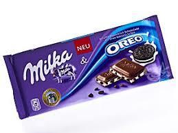 Milka Schokolade 100g Tafel, verschiedene Sorten für 57 Cent  [Zimmermann]