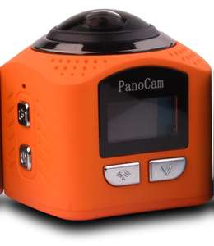 United Wifi Full HD 360 Grad Action Kamera 1080P Aca1766 mit Testvideos