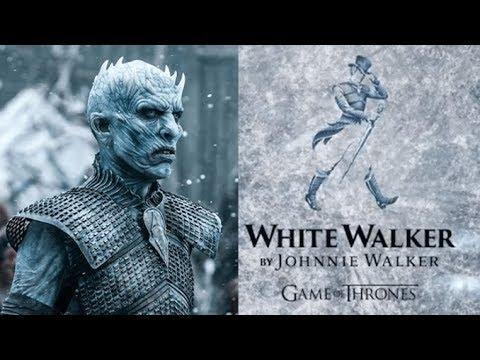 """[real] White Walker by Johnnie Walker - für alle Fans von """"Game of Thrones"""""""