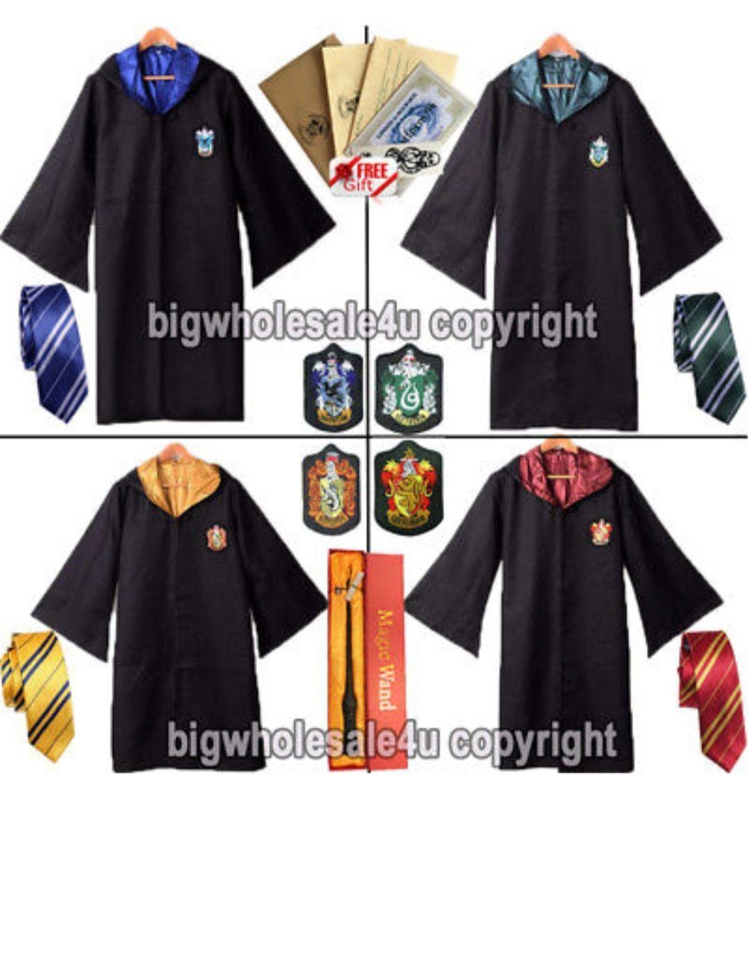 Harry Potter Kostüm (Silvester kann kommen)