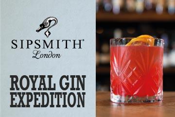 [Drink-Syndikat] Verschiedene Cocktail-Boxen (z.B. Royal Gin Expedition) 25% reduziert