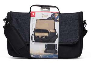 Power A Nintendo Switch Messenger Bag Zelda Everywhere (Schwarz) für 21,29€ (Amazon UK)