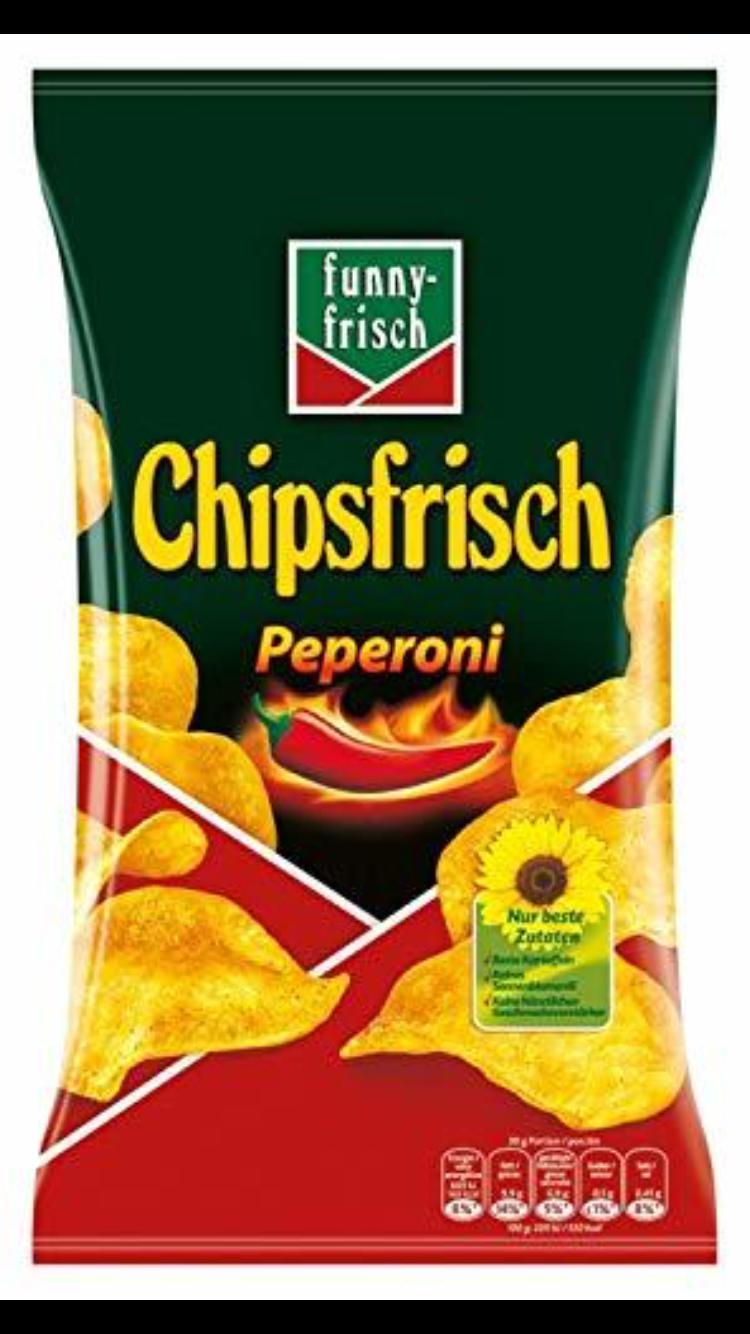 [Globus] Funnyfrisch Funny-Frisch Chipsfrisch, verschiedene Sorten, 175 Gramm! Für nur 0,88 Euro