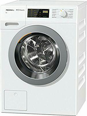 Miele WDB 005 WCS Waschmaschine mit höchster Energieeffizienzklasse A+++ (175 kWh/Jahr)/Waschmaschine 7 kg