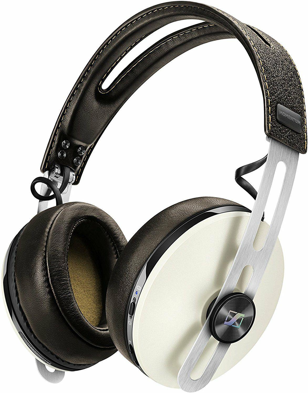 Sennheiser Momentum Wireless Over-Ear Kopfhörer mit Noise Cancelling/BT, ivory (Amazon.es)