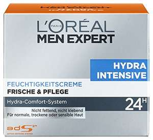 L'Oreal Men Expert Hydra Intensive Feuchtigkeitscreme bei Amazon
