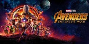 Avengers: Infinity War (HD) zum Leihen für 1,99€ [Amazon Video]