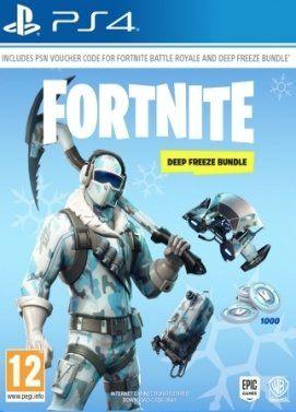 Fortnite Deep Freeze Bundle (Europa) bei Instant Gaming für nur 22.90