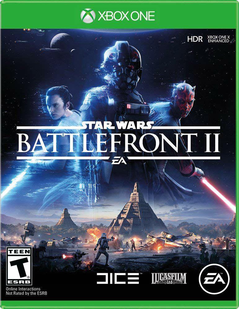 Star Wars: Battlefront 2 (Xbox One-Download) für 8.67€ (Amazon.com)