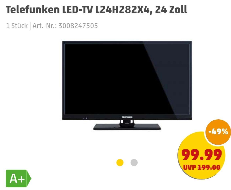 [Penny Black Week] Telefunken LED TV L24H282X4