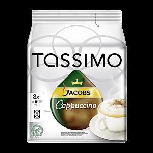 [REWE] vll. Bundesweit: Tassimo Cafe Crema XL / Latte Macchiato für 3,99€ / Krönung oder Cappuccino für 3,49€
