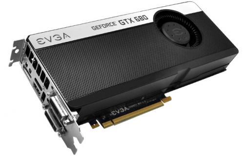 [Schnäppchen] Grafikkarte EVGA GeForce GTX 680 FTW @ Mindfactory