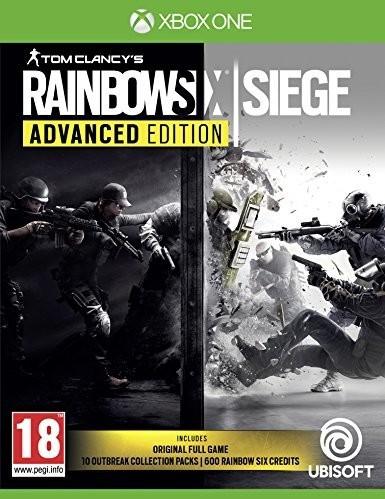 Tom Clancy's Rainbow Six: Siege - Advanced Edition (Xbox One) für 18,78€ (Amazon ES)