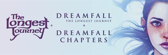 The Longest Journey Bundle (Dreamfall) [Steam] - Auch einzeln günstig