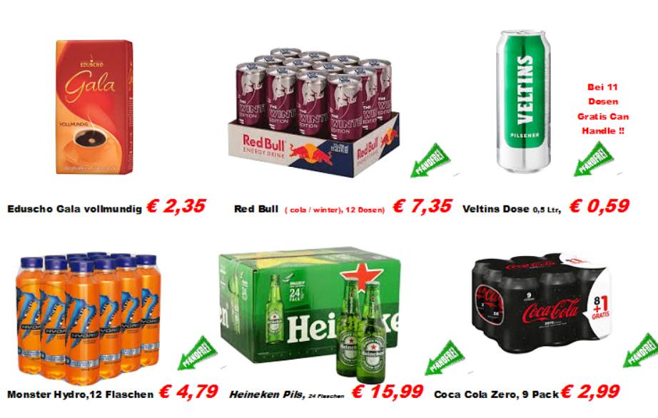[Denekamp / NL] Red Bull Winter Edition - 12 Dosen a 250 ml - pfandfrei - 61 Cent pro Dose