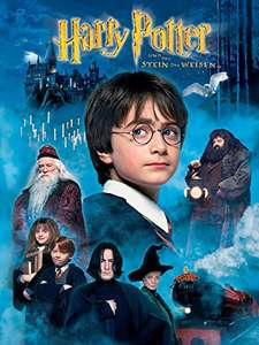 Harry Potter Filme jeweils 3,98€ (Amazon Video)