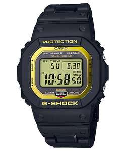 CASIO G-Shock GW-B5600BC-1ER - Bluetooth, Tough Solar, Gliederarmbarnd und Funk (Multi Band 6)