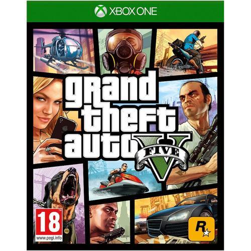 Grand Theft Auto V (Xbox One) für 19,10€ (Mymemory)