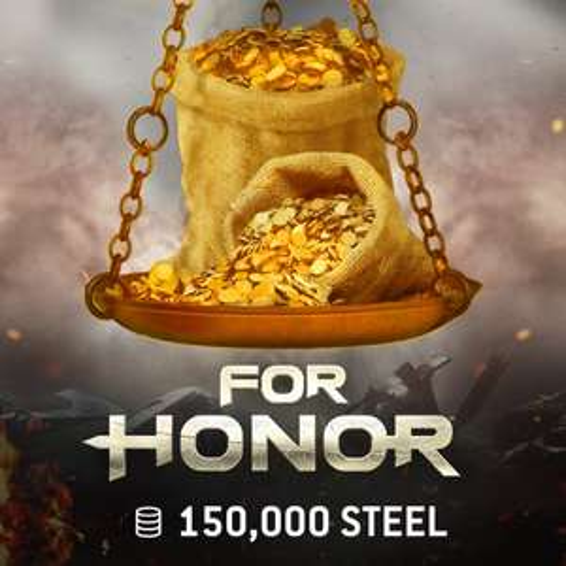 For Honor - 150.000 Einheiten Stahl [AMAZON] [PC Code - Uplay]