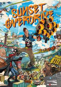 [STEAM][2Game.com] Sunset Overdrive für PC als offizieler Steam Key für 13.20€