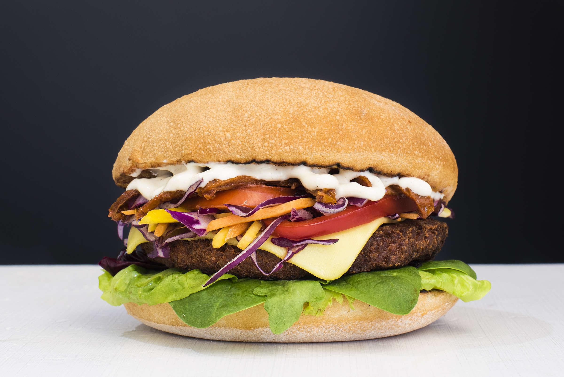 Lokal Berlin Vorankündigung 1. Dezember Free Vegan Burger by Swing Kitchen
