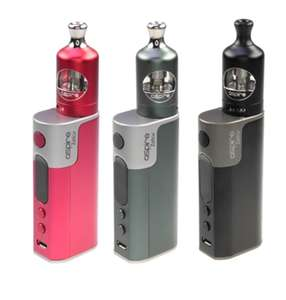Cybermonday: Aspire Zelos Kit 50 Watt + Nautilus 2 - 2500 mAh - 2,0 ml