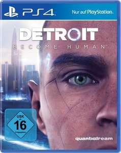 Detroit: Become Human (PS4) für 29,99€ (Expert & Saturn & Media Markt)