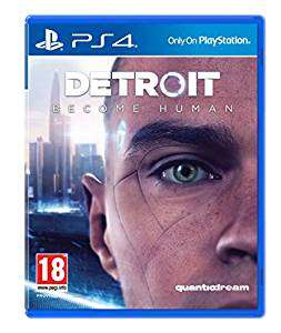 Detroit: Become Human (PS4) für 19,66€ (Expert & Saturn & Media Markt & Amazon UK & Coolshop)